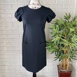 Theory Black Dress with Pockets